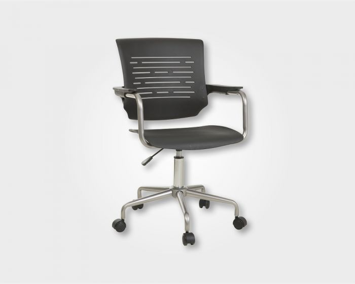 Chess Operator Office Chair-Black