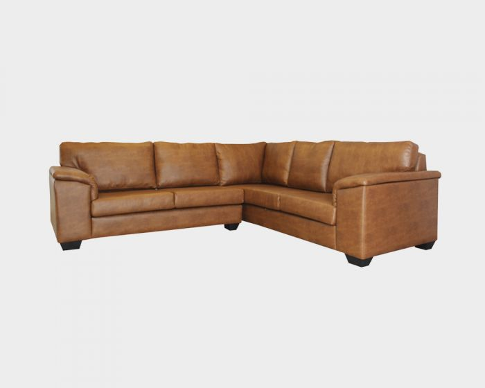 Madison Corner Couch - Buffalo Suede