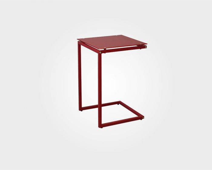 Windsor Occasional Table-Red